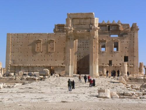 Fotos del Templo de Bel de Palmira - Siria. Foto por martin_javier