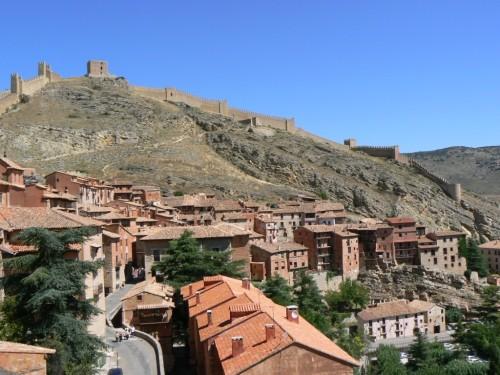 Fotos de la Muralla de Albarracín - España. Foto por martin_javier