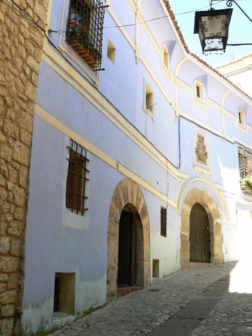 Foto de la Casa de los Navarro de Arzuriaga en Albarracín - España. Foto por martin_javier