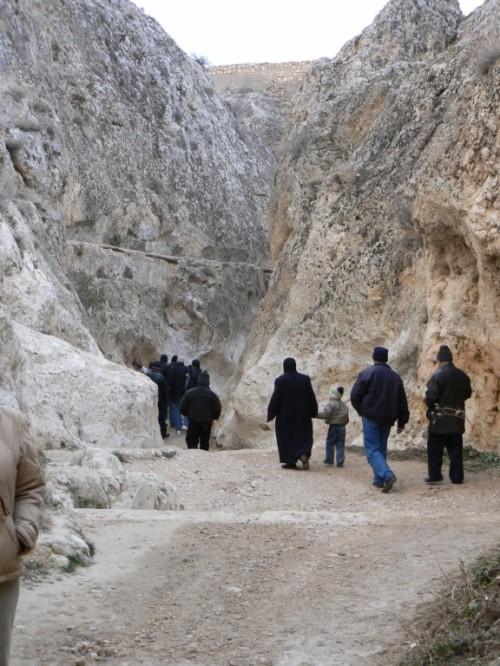Fotos del Desfiladero de Maalula - Siria. Foto por martin_javier