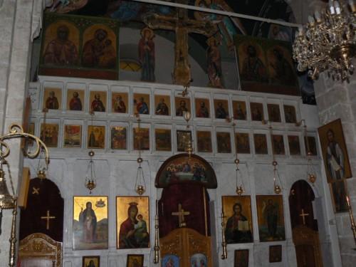 Fotos del Convento de Santa Tecla en Maalula - Siria. Foto por martin_javier