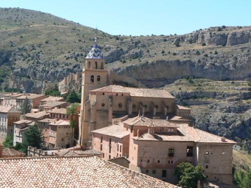 Fotos de la Catedral del Salvador de Albarracín - España. Foto por martin_javier