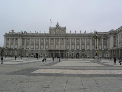 Fotos del Palacio Real de Madrid - España. Foto por martin_javier