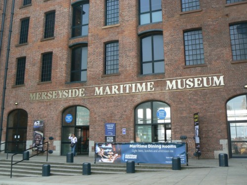 Fotos del Merseyside Maritime Museum de Liverpool - Inglaterra. Foto por martin_javier