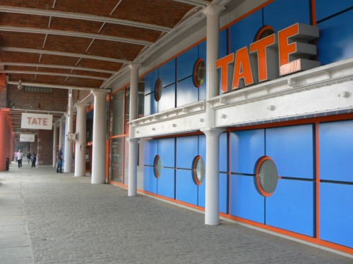 Fotos del museo Tate Liverpool - Inglaterra. Foto por martin_javier