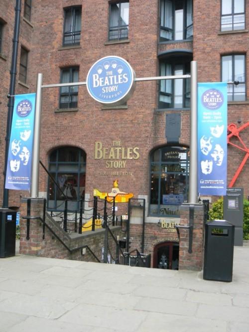 Fotos The Beatles Story en Liverpool - Inglaterra. Foto por martin_javier