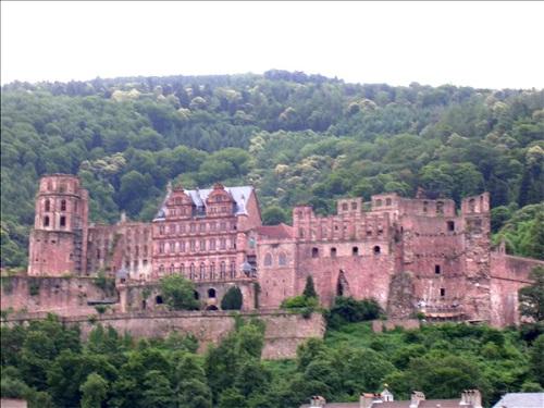 Foto de Heidelberger Schloss, El castillo de Heidelberg - Alemania. Foto por martin_javier
