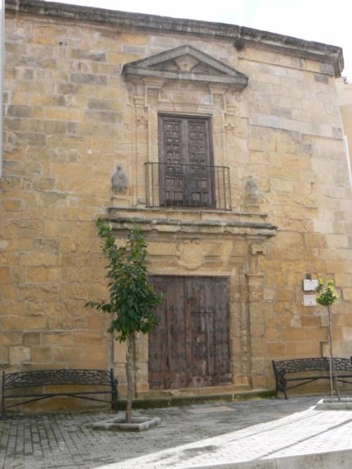 Convento del Rosario de Alcalá la Real. Foto por martin_javier