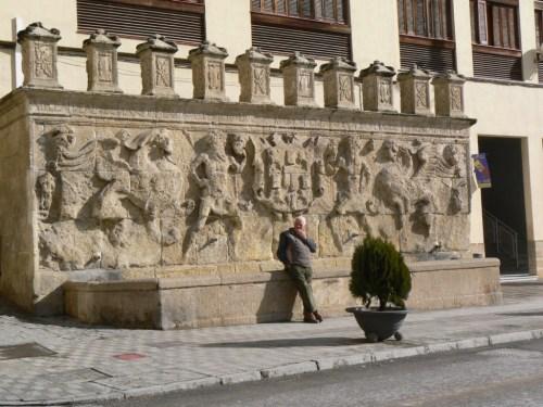 Fotos del Pilar de los Álamos de Alcalá la Real - Jaén - España. Foto por martin_javier