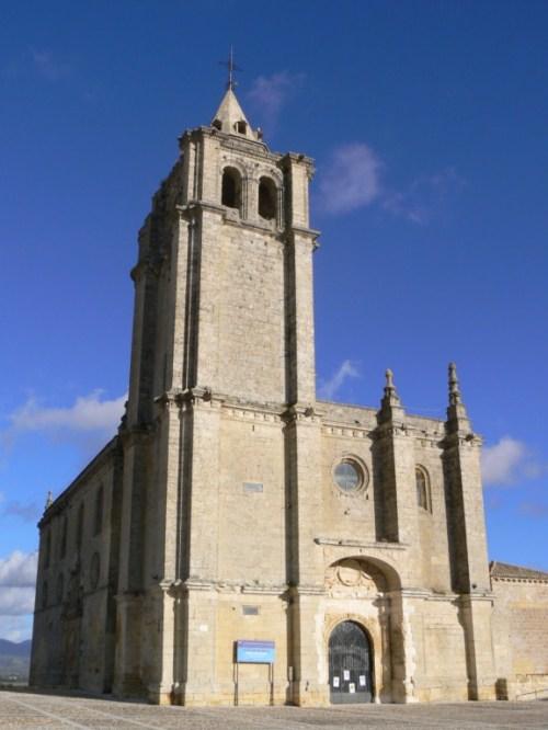 Fotos de la Iglesia Mayor Abacial de Alcalá la Real - Jaén - España. Foto por martin_javier