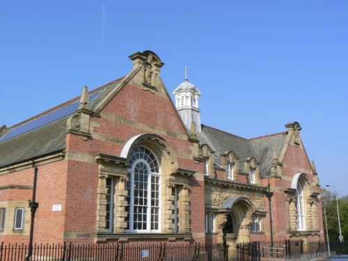Fotos Biblioteca Toxteth en Liverpool – Inglaterra – Reino Unido - Foto por martin_javier