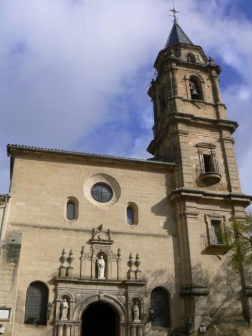 Fotos de la Iglesia de la Consolación de Alcalá la Real - Jaén - España. Foto por martin_javier