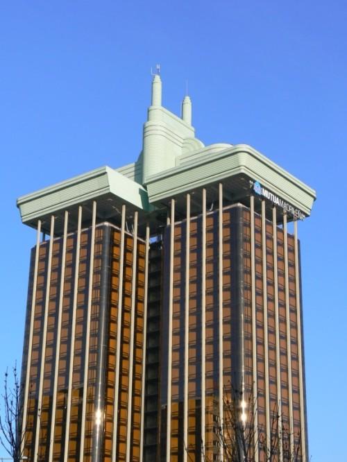 Foto del edificio Torres Colón de Madrid - España. foto por martin_javier