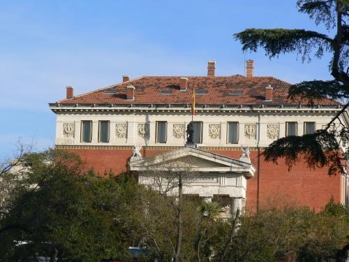 Fotos del edificio Real Academia Española en Madrid - España. Foto por martin_javier