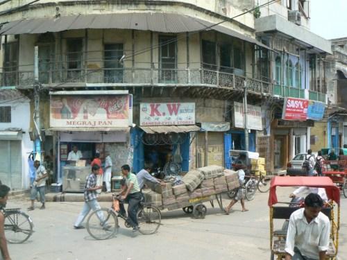 Fotos por las calles de Delhi - India
