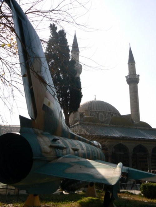 Fotos Complejo de la Tekkiye Suleimaniye (sede del Museo del Ejército) Damasco - Siria. Foto por martin_javier