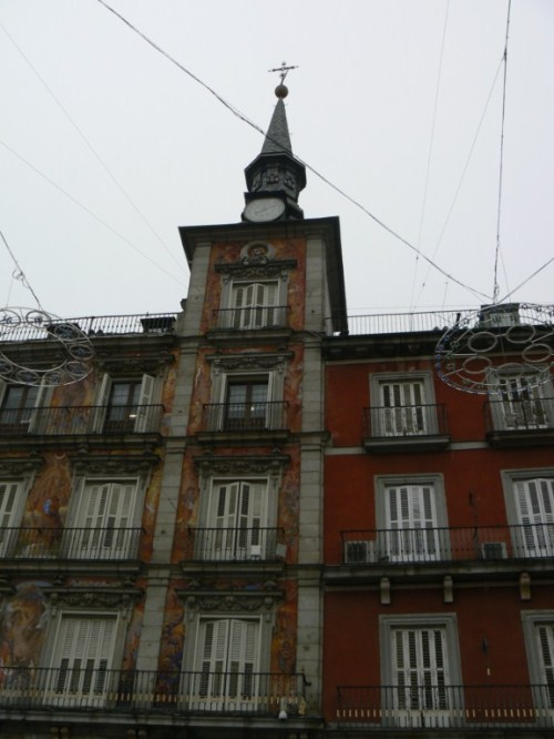Fotos de la Casa de la Panadería de Madrid - España. Foto por martin_javier