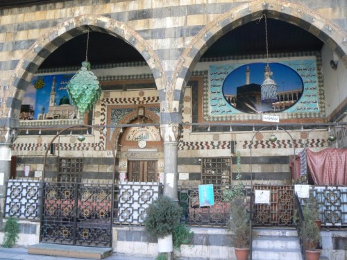 Fotos Complejo de la Tekkiye Suleimaniye (Madraza) Damasco – Siria. Foto martin_javier