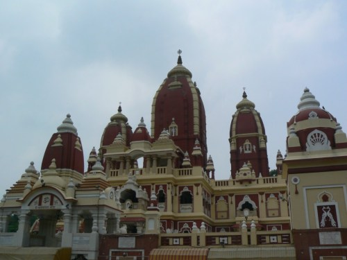 Fotos del Templo Birla o Templo Lakshmi Narayan de Delhi - India. foto por martin_javier