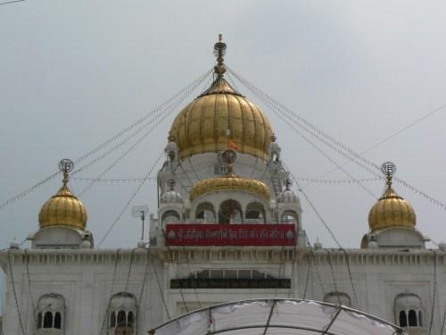 Fotos de Gurdwara Bangla Sahib Templo Sij o Sikh de Delhi - India. Foto por martin_javier