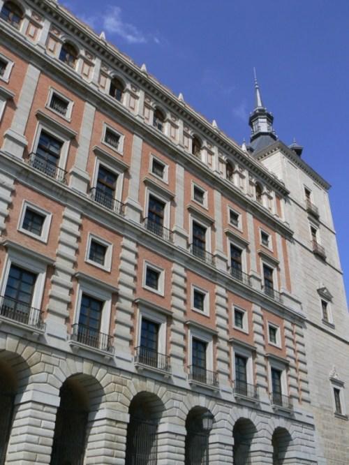 Fotos del Alcázar de Toledo - España. Foto por martin_javier