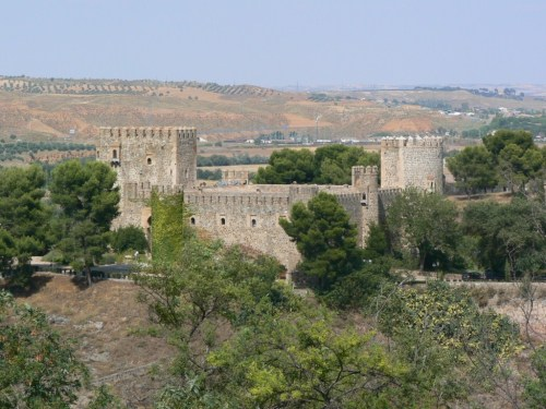 Foto del Castillo de San Servando de Toledo - España. Foto por martin_javier