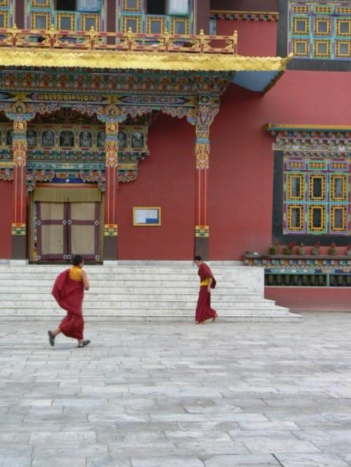 Fotos de Monasterio budista en Bouddhabath - Valle de Katmandú - Nepal. foto por martin_javier