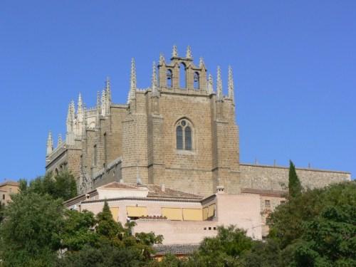 Fotos del Monasterio de San Juan de los Reyes de Toledo - España. Foto por martin_javier