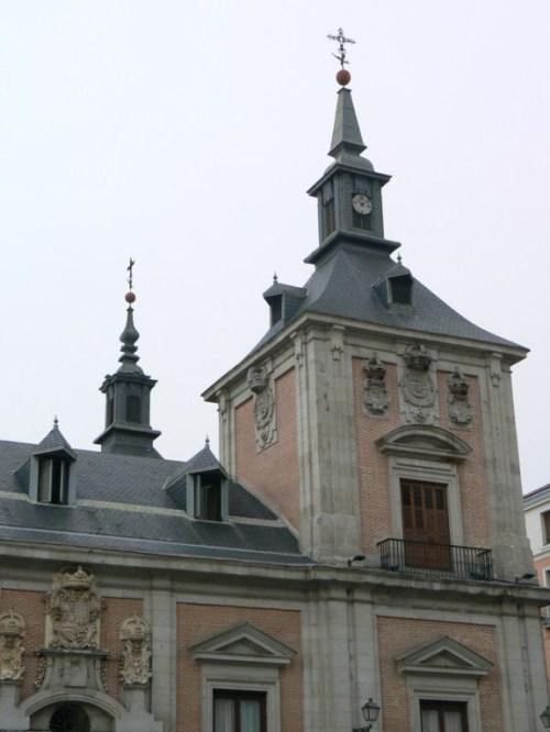 Fotos de la Casa de la Villa de Madrid - España. Foto por martin_javier