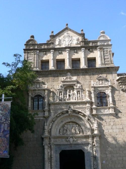 Fotos del Museo de Santa Cruz de Toledo - España. Foto por martin_javier