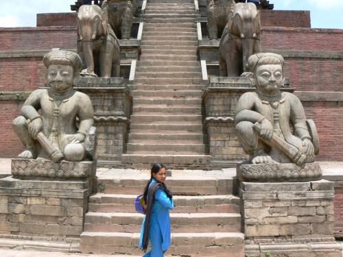 Fotos de Bhaktapur - Valle de Katmandú - Nepal. Foto por martin_javier