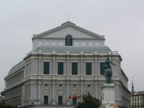 Fotos del Teatro Real de Madrid - España. Foto por martin_javier