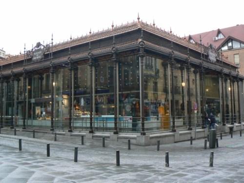 Fotos del Mercado de San Miguel de Madrid - España. Foto por martin_javier