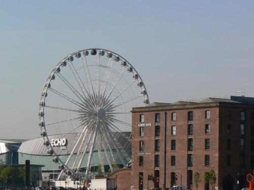 Fotos de la noria en Liverpool - Inglaterra. Foto por martin_javier