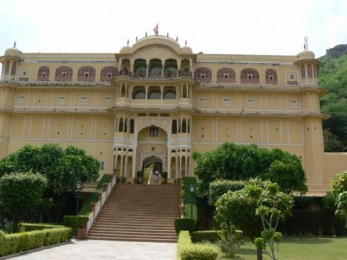 Fotos del Palacio de Samode - India. Foto por martin_javier
