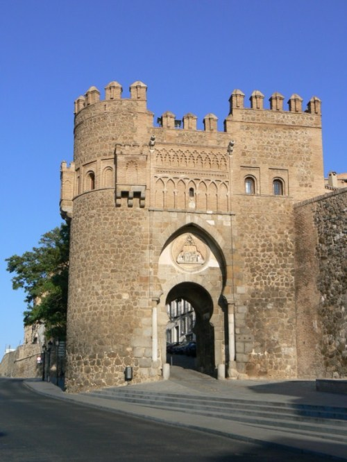 Fotos de la Puerta del Sol de Toledo - España. foto por martin_javier