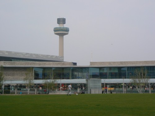 Fotos de la torre Radio City de Liverpool - Inglaterra - Reino Unido. Foto por martin_javier