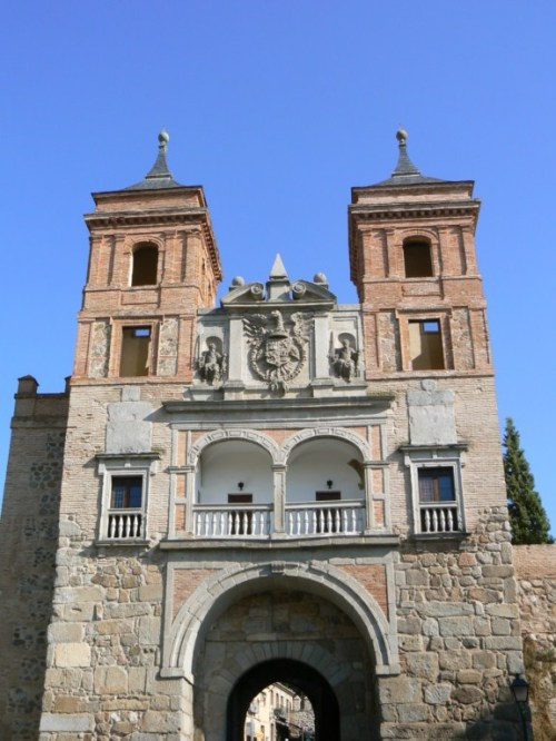 Fotos de la Puerta del Cambrón de Toledo - España. foto por martin_javier