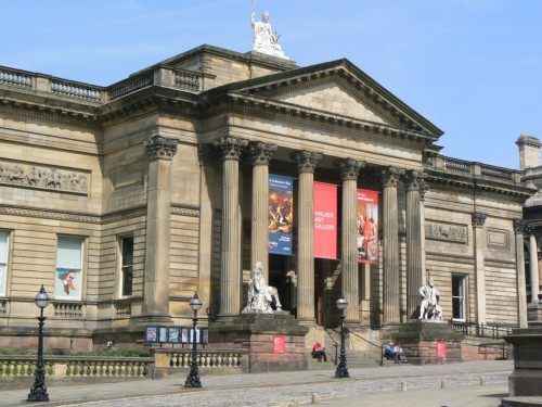 Fotos Walker Art Gallery de Liverpool - Inglaterra. Foto por martin_javier