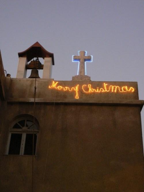 Fotos de la Iglesia de San Ananias de Damasco – Siria. Foto por martin_javier