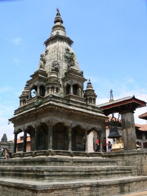 Fotos del  templo Vatsala de Bhaktapur - Valle de Katmandú - Nepal. foto por martin_javier