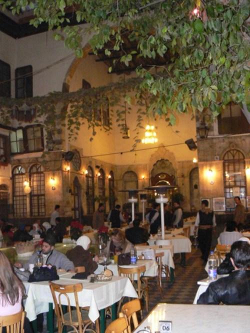 Fotos de casas damasquinas en Damasco - Siria. Foto por martin_javier