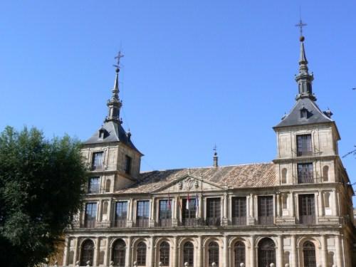 Fotos del Ayuntamiento de Toledo - España. Foto por martin_javier