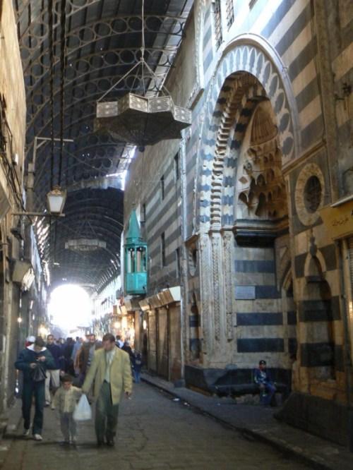 Fotos del zoco de Damasco - Siria. Foto por martin_javier