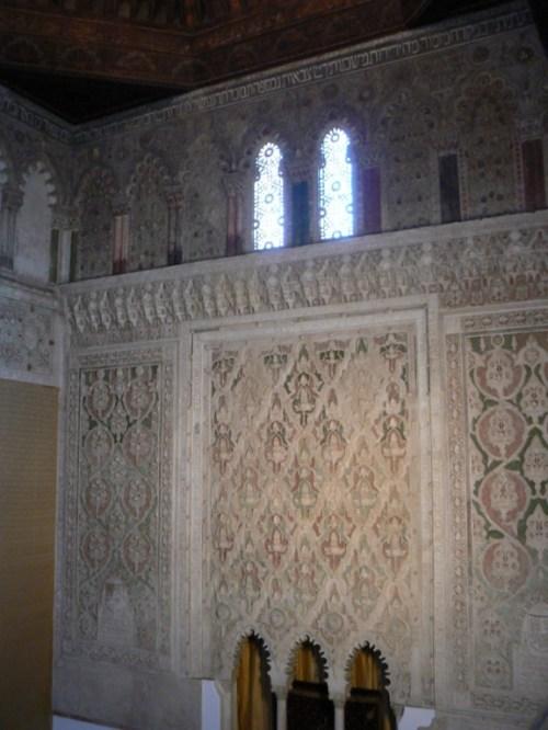 Fotos de la Sinagoga del Tránsito de Toledo - España. Foto por martin_javier