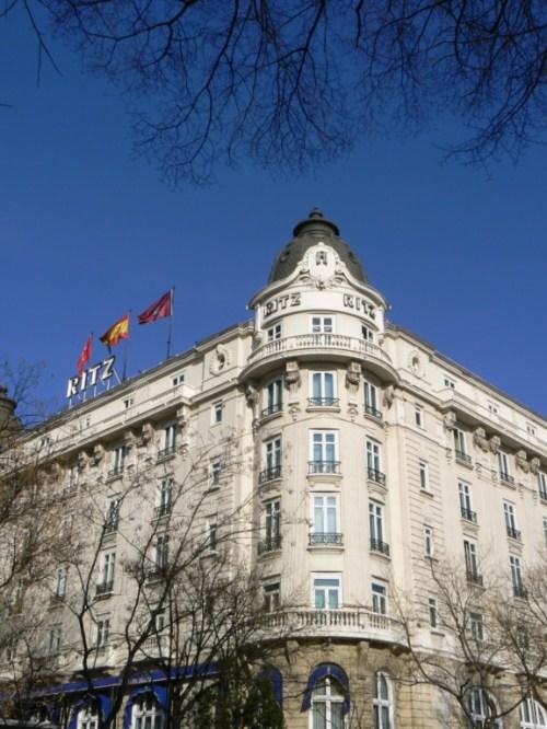 Fotos del Hotel Ritz en Madrid - España. Foto por martin_javier