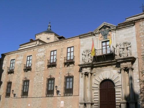 Fotos del Palacio Arzobispal de Toledo - España. Foto por martin_javier
