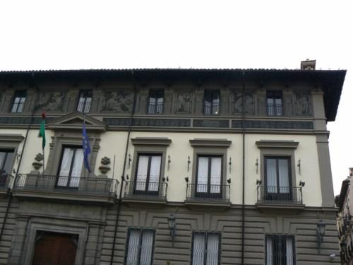 Foto del Instituto Italiano de Cultura en Madrid - España. Foto por martin_javier
