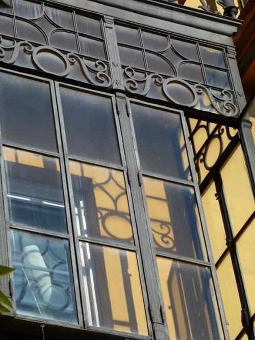 Fotos de cierre de cristales del balcón. Fotos por martin_javier