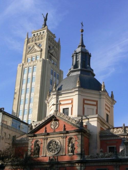 Foto de la Iglesia de San José de Madrid - España. foto por martin_javier